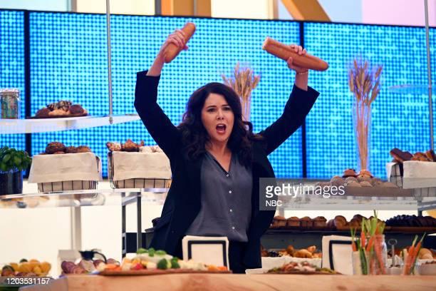 """Zoey's Extraordinary Neighbor"""" Episode 104 -- Pictured: Lauren Graham as Joan --"""
