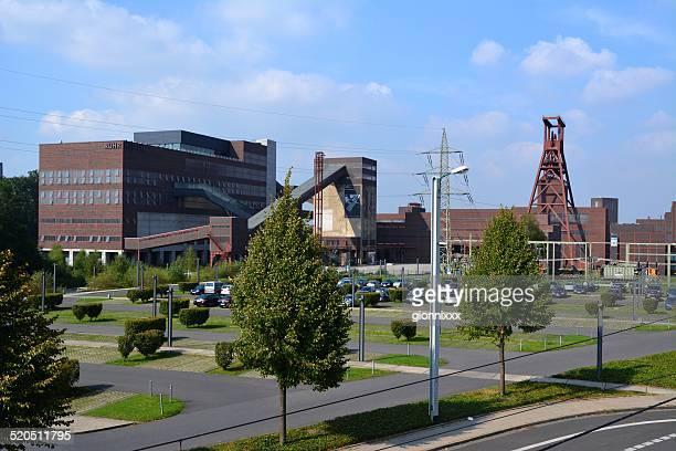 Zollverein Coal Mine Industrial Complex, Essen Germany