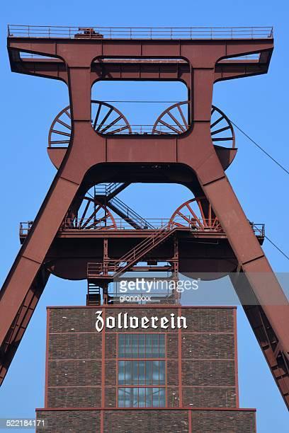 Zollverein Coal Mine Industrial Complex, Essen, Deutschland
