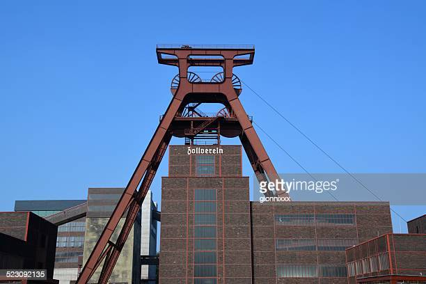 Zollverein Coal Mine Industrial Complex, Essen, Deutschland
