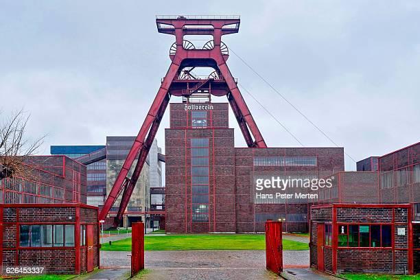 Zollverein Coal Mine Industrial Complex, Essen