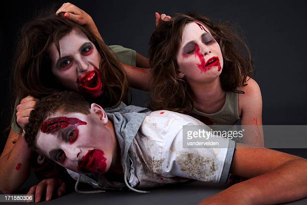 Zombie Children Squabbling