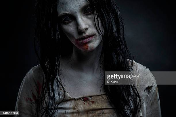 zombie - demons stock photos and pictures