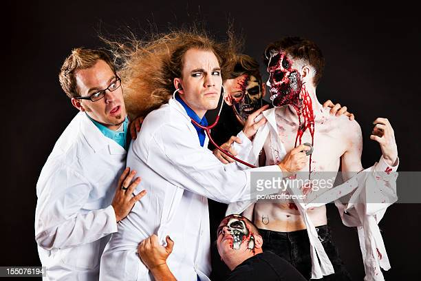 Zombies VS Scientists