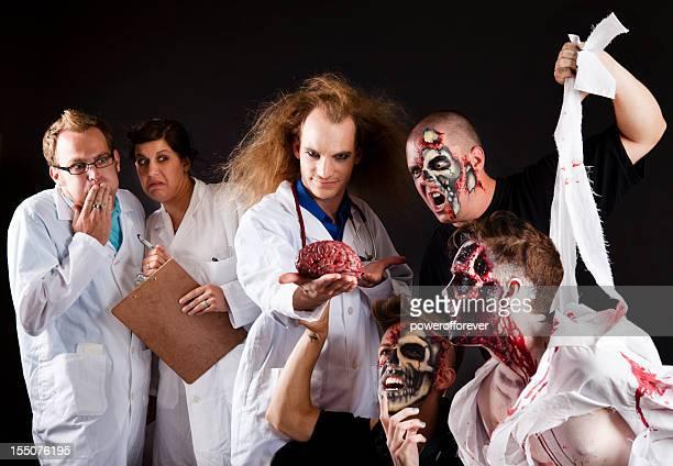 Zombies VS Wissenschaftler