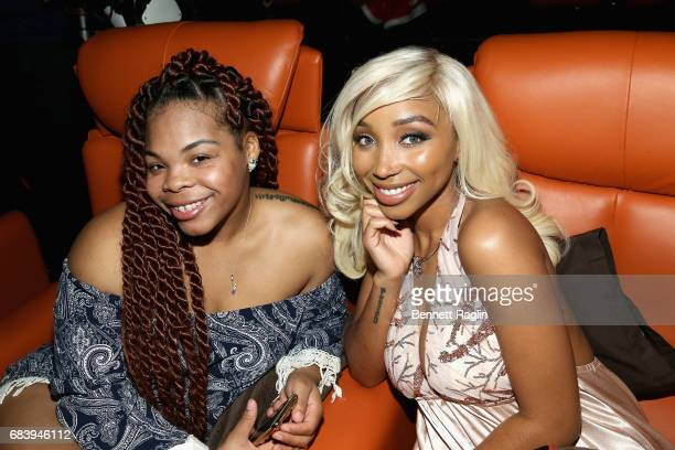 Zonnique Pullins attends the WE tv's Growing Up Hip Hop Atlanta premiere screening event on May 16 2017 in New York City