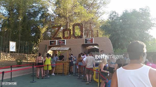 Zoo-Club in Auf Ibiza