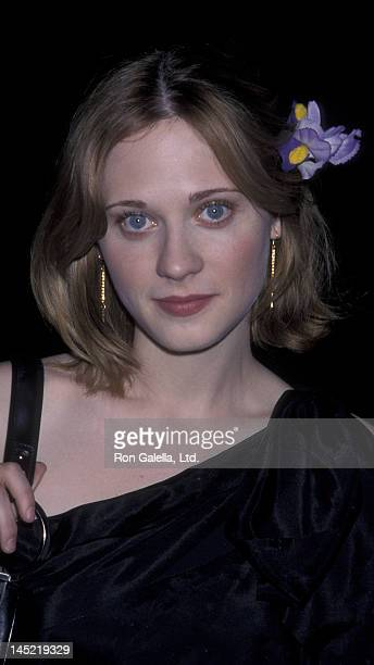Zooey Deschanel and Emily Deschanel attend the grand opening party for Tod's Boutique on March 15 2001 at Moomba in West Hollywood California
