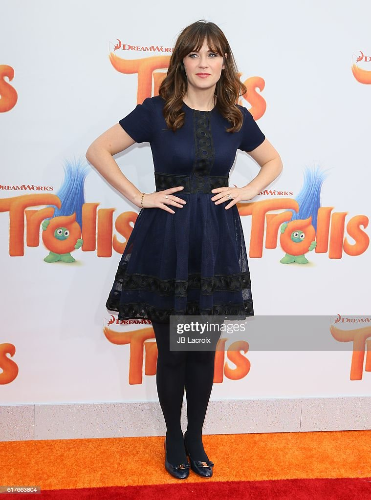 "Premiere Of 20th Century Fox's ""Trolls"" - Arrivals"