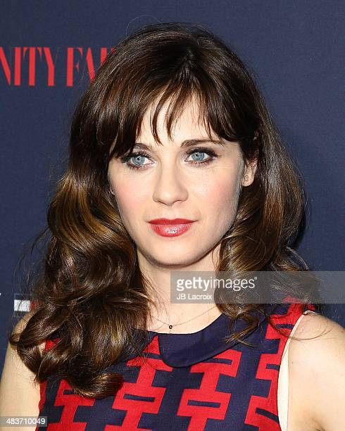 b774813ec0a0 Zooey Deschanel attends the Zooey Deschanel for Tommy Hilfiger Collection  launch event at The London Hotel