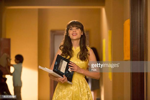 """Zooey Deschanel in the """"Jacooz"""" episode of NEW GIRL airing Tuesday, Sept. 24, 2013 on FOX."""