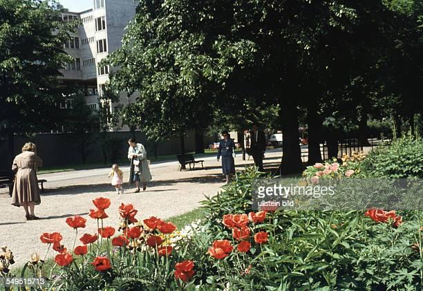 GER Zoologischer Garten ca 1958 Zoo Berlin