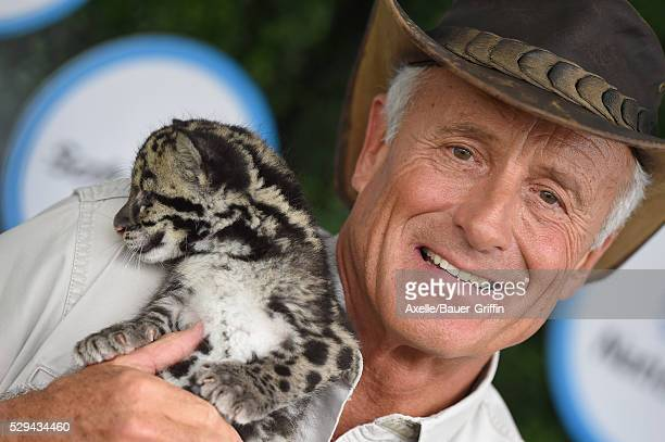 Zoologist Jack Hanna attends Safe Kids Day at Smashbox Studios on April 24, 2016 in Culver City, California.