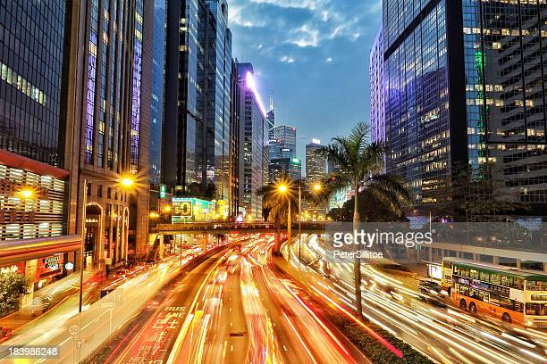 zoom - wanchai stock photos and pictures