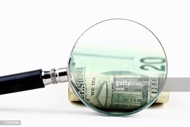 Zoom POUR de l'argent