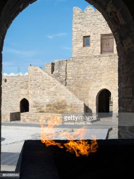 Zoroastrian fire temple, Baku, Azerbaijan