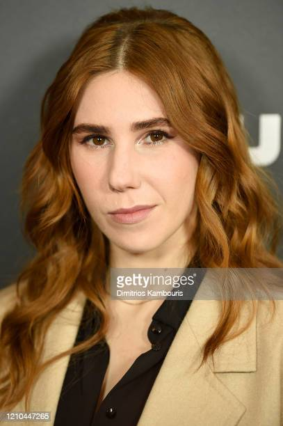 "Zosia Mamet attends ""Hillary"" New York Premiere at Directors Guild of America Theater on March 04, 2020 in New York City."