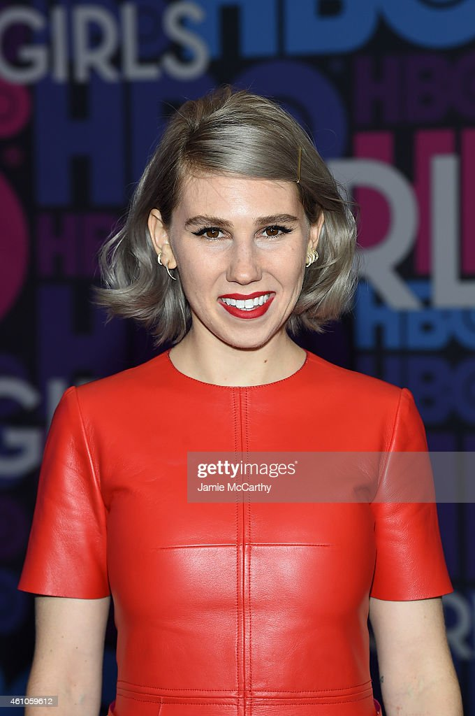 """Girls"" Season Four Premiere - Arrivals"
