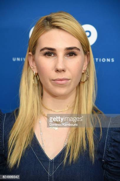 Zosia Mamet attends 'The Sinner' Series Premiere Screening at Crosby Street Hotel on July 31 2017 in New York City