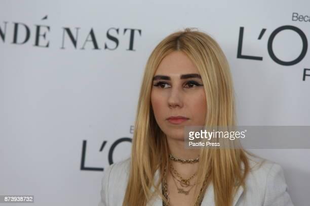 Zosia Mamet For the first time ever Glamour Magazine's Women of the Year Awards were held in Brooklyn's Kings Theater honoring women of...