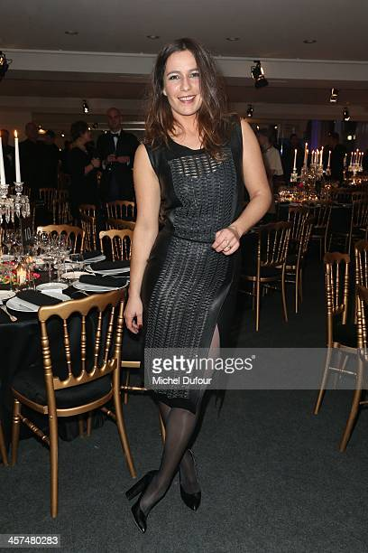 Zoz Felix attends the Annual Charity Dinner Hosted By The AEM Association Children Of The World For Rwanda on December 17 2013 in Paris France