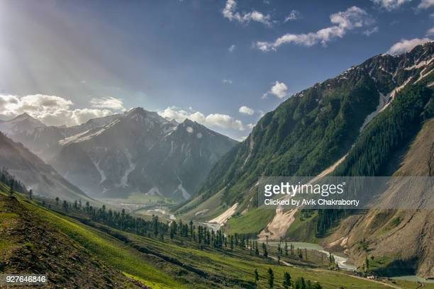zozila pass in ladakah, jammu and kashmir, india - kashmir stock photos and pictures