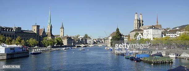 Zürich panorama