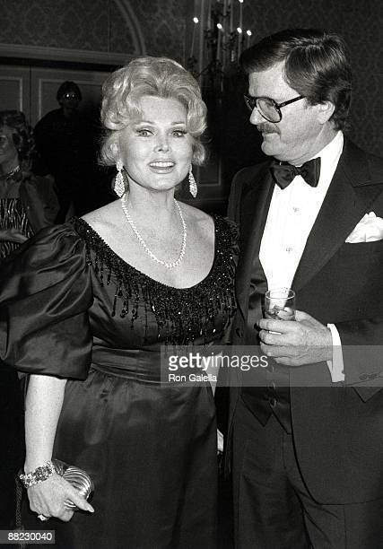 Zsa Zsa Gabor and Date