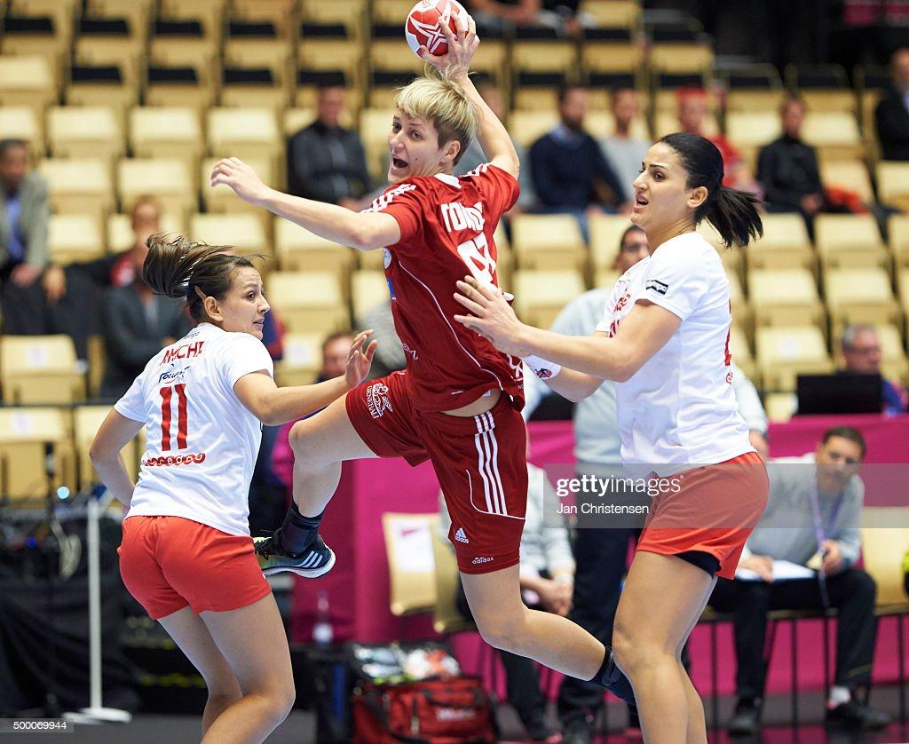 Hungary v Tunisia - 22nd IHF Women's Handball World Championship