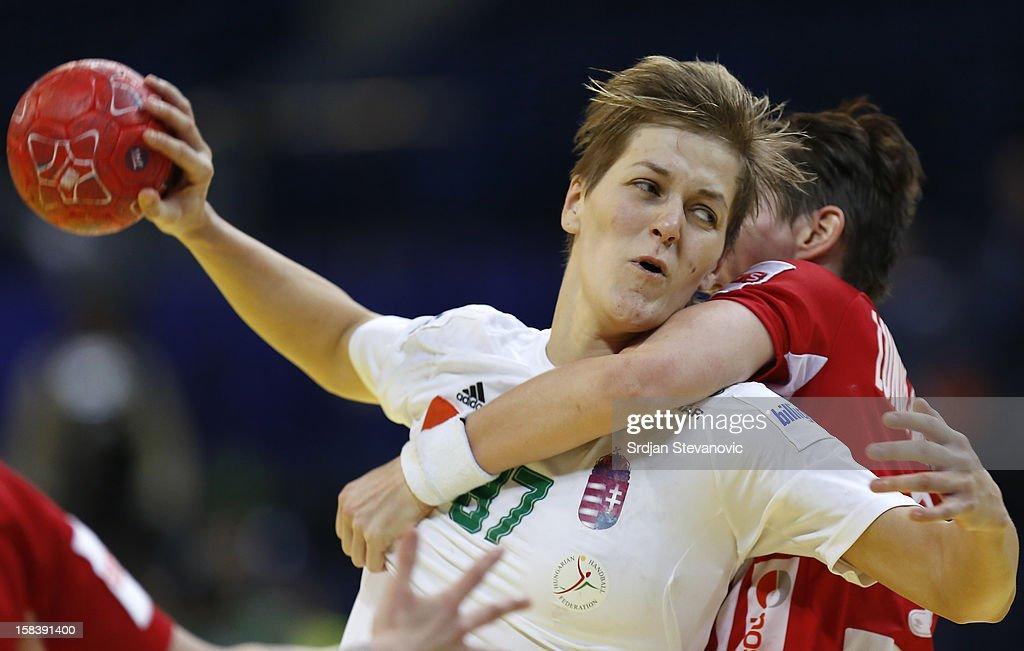 2012 EHF European Women's Handball Championship