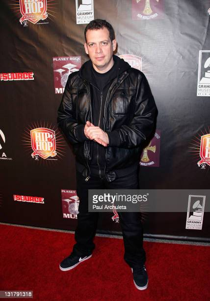 "Trip arrives at the Luxury Book Launch of ""Hip-Hop: A Cultural Odyssey"" and the exhibit premiere at The GRAMMY Museum on February 8, 2011 in Los..."