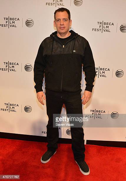 Trip attends the 'Speedy' premiere during the 2015 Tribeca Film Festival at Spring Studio on April 22, 2015 in New York City.