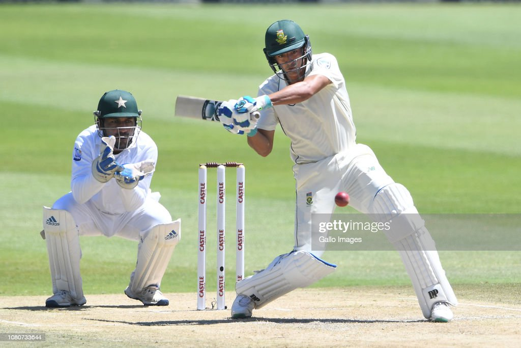 South Africa v Pakistan - 3rd Test : News Photo