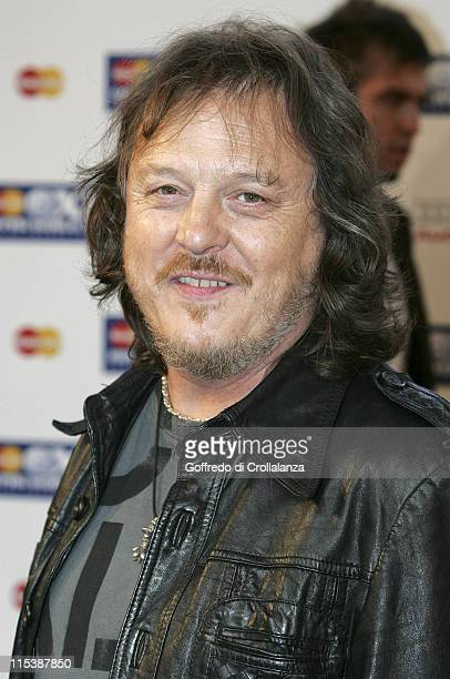 Zucchero during FIFPRO World XI Player Awards at Wembley Conference Centre in London Great Britain