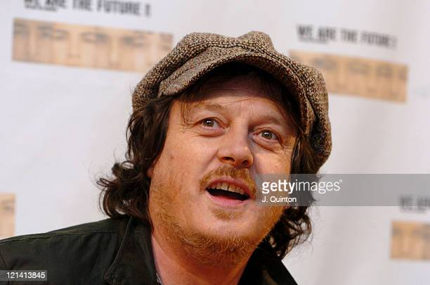 Zucchero during We Are The Future Charity Concert Photocall at Circus Maximus in Rome Italy