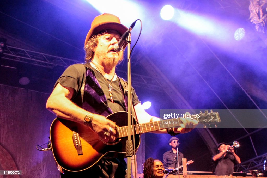 Zucchero In Concert - Thurn & Taxis Castle Festival 2017