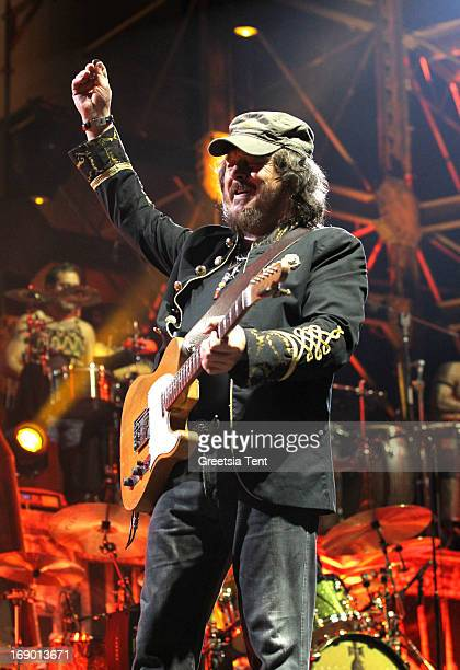 Zucchero performs at the Ziggo Dome on May 18 2013 in Amsterdam Netherlands