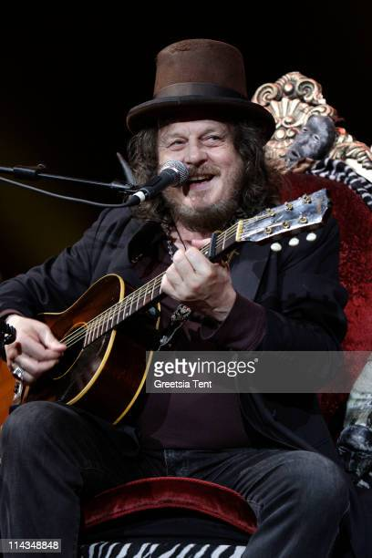 Zucchero performs live at Ahoy on May 18 2011 in Rotterdam Netherlands