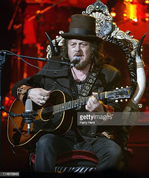 Zucchero performs on stage at the Royal Albert Hall on May 28 2011 in London United Kingdom