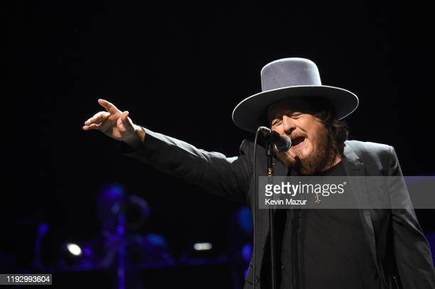 Zucchero performs onstage during The Rainforest Fund 30th Anniversary Benefit Concert Presents 'We'll Be Together Again' at Beacon Theatre on...