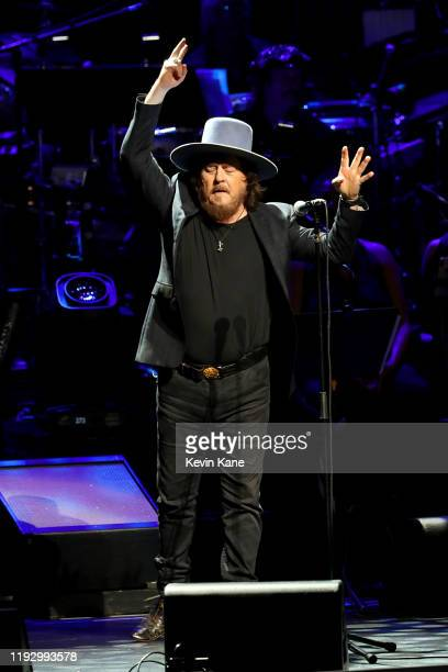 Zucchero performs onstage during the The Rainforest Fund 30th Anniversary Benefit Concert Presents 'We'll Be Together Again' at Beacon Theatre on...