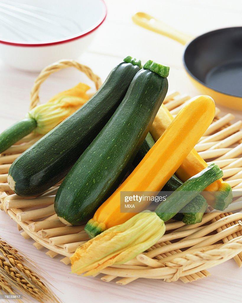 Zucchini : Stock Photo