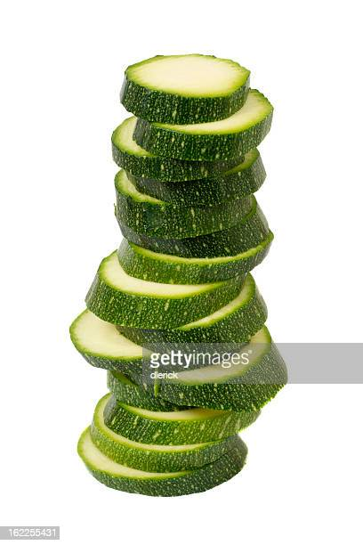 Courgette Squash Tower