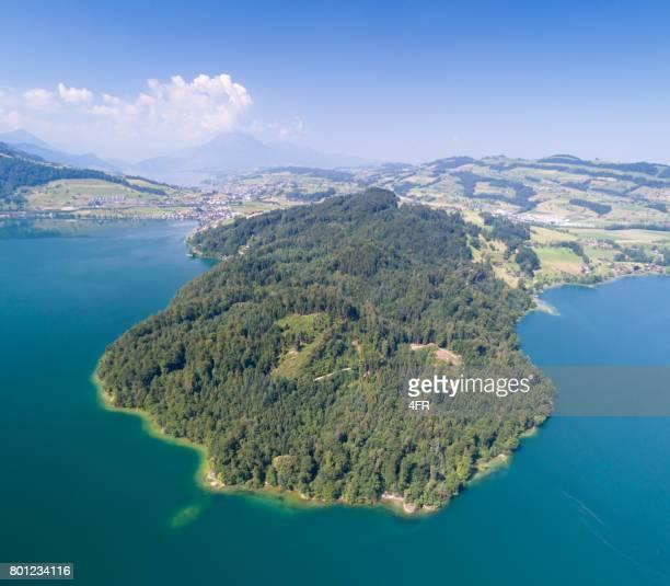 Zugersee, Lake Zug, Schwitzerland