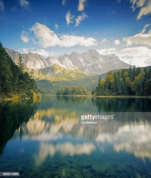 Zugspitze und Eibsee-Garmisch-Partenkirchen, Bavaria