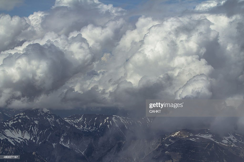 Zugspitze : Foto stock