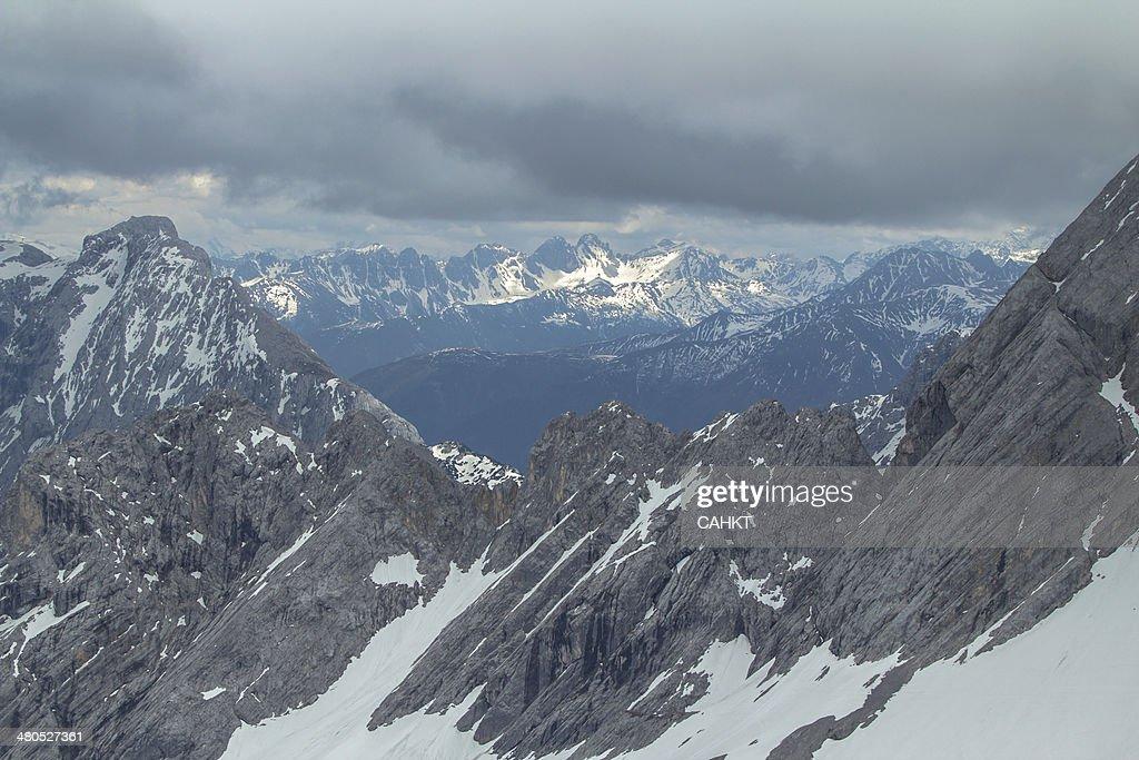 Zugspitze : Stock Photo