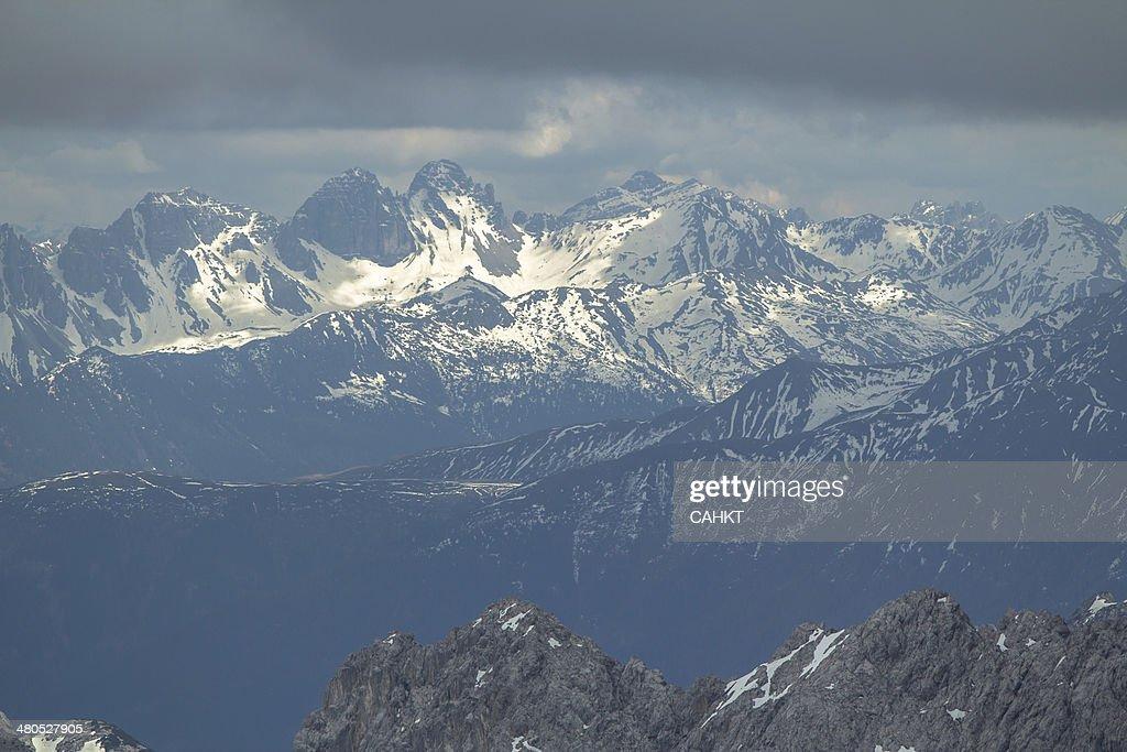 Zugspitze : Photo