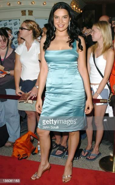 Zuleikha Robinson during 2004 Toronto International Film Festival 'Merchant of Venice' Premiere at Elgin Theatre in Toronto Ontario Canada