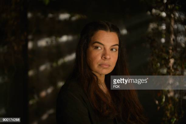Zuleikha Robinson in the season finale 'Unworthy' episode of THE EXORCIST airing Friday Dec 15 on FOX